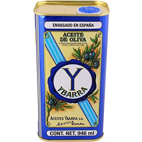 Aceite Oliva marca Ibarra