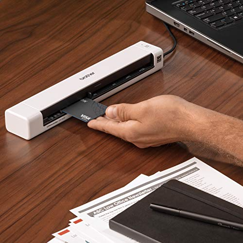 Brother DS-640 Compact Mobile Scanner