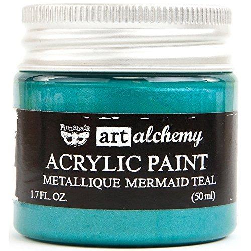 Prima Marketing Finnabair Alquimia Arte Pintura acrílica, Multicolor, 3,81x 3,81x 4,57cm