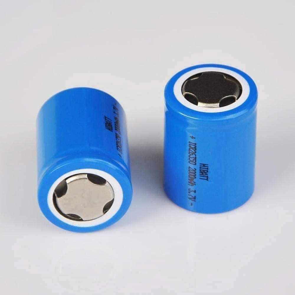 3.7V 26350 Rechargeable Lithium ion depot Cell li-ion icr26350 sold out Battery