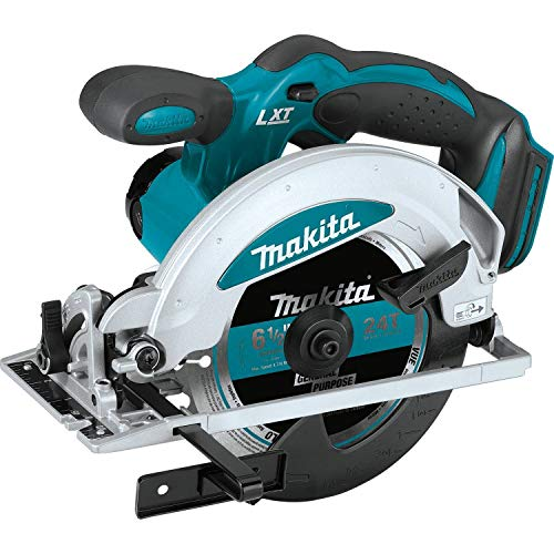"Makita XSS01Z18V LXT Lithium-Ion Cordless 6-1/2"" Circular Saw, Tool Only"
