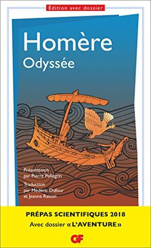 Odyssée - Prépas scientifiques 2017-2018 (GF t. 1584)