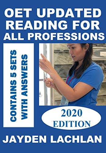 OET Updated Reading For All Professions: 5 Sample Tests with ...