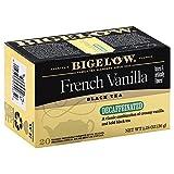 Bigelow French Vanilla Decaf Tea 1.28 OZ(Pack of 2)