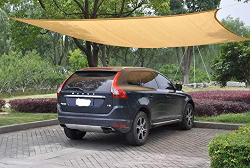 sun shade sail for car