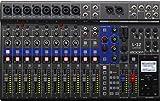 Multipistas digital a disco duro Zoom LiveTrak L-12