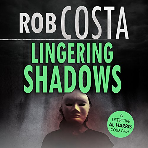 Lingering Shadows  audiobook cover art
