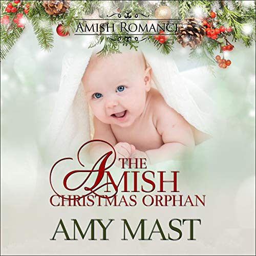 The Amish Christmas Orphan  By  cover art
