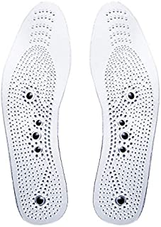 MindInSole Acupressure Magnetic Massage Shoe Insoles Foot Therapy Reflexology Pain Relief for All Men and Women Sizes - Washable & Cuttable
