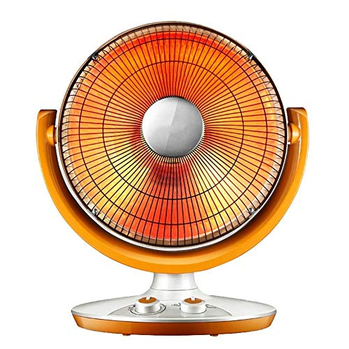 LIXHZJ Calentadores de ventilador Calefactor Chimeneas Eléctricas Calentadores de Convección Hogar Escritorio Ahorro de Energía Rápido Calor Protección Ambiental Retardante de Llama//253
