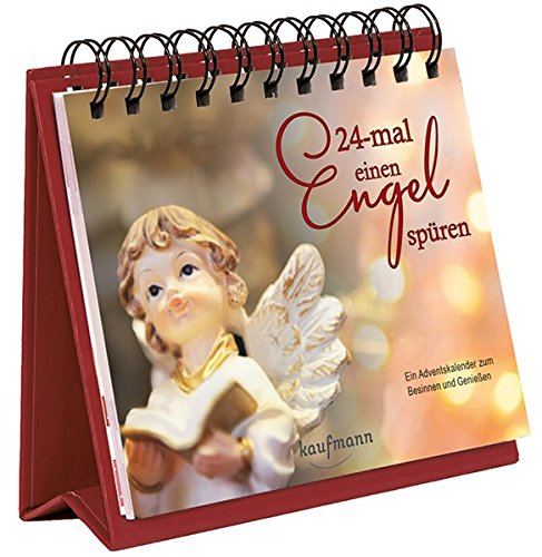 24-mal einen Engel spüren. Ein Adventskalender