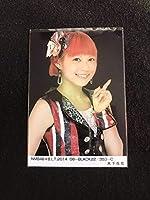元NMB48 木下百花 BLT写真 2014 8月 BLACK C