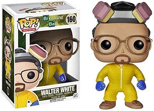 ZYYWAD GFEI Popular! Breaking Bad - Vinile da Collezione Walter White dalla Serie TV Pop Toys