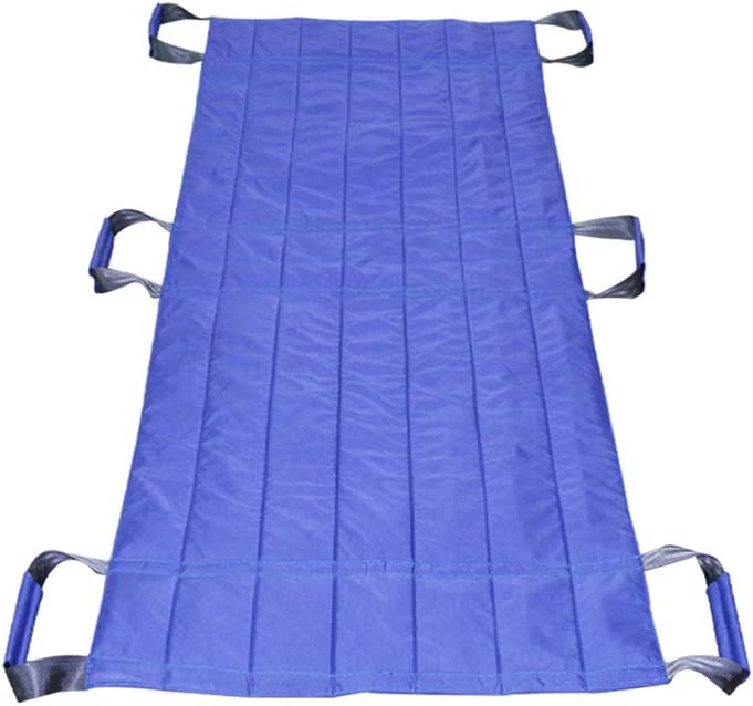 XGYUII Foldable Max 57% OFF Portable Simple Nylon Roll In stock Stretc Soft Stretcher