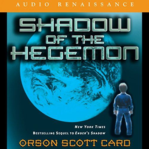 Shadow of the Hegemon audiobook cover art