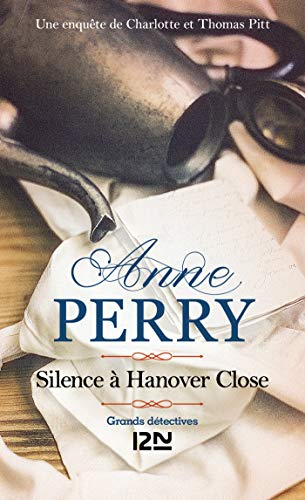 Silence à Hanover Close (Grands détectives t. 9) (French Edition)