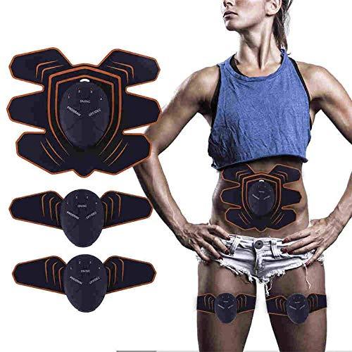 Abdominal Bajar de Peso Que Adelgaza Productos Abdominal del Cuerpo del Instrumento Que Forma la Etiqueta estimulador Muscular Trainer A1 aycpg (Color : A1)