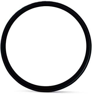 49mm UV Filter HD Multicoated Glass Protection Lens Cover for Nikon, Canon, Sigma, Tamron, Pentax, Olympus, Rokinon, Sony, Samsung, Zeiss Lenses, 49 mm UV Filter
