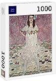 Lais Puzzle Gustav Klimt - Retrato de Eugenia (Mäda) Primavesi 1000 Piezas