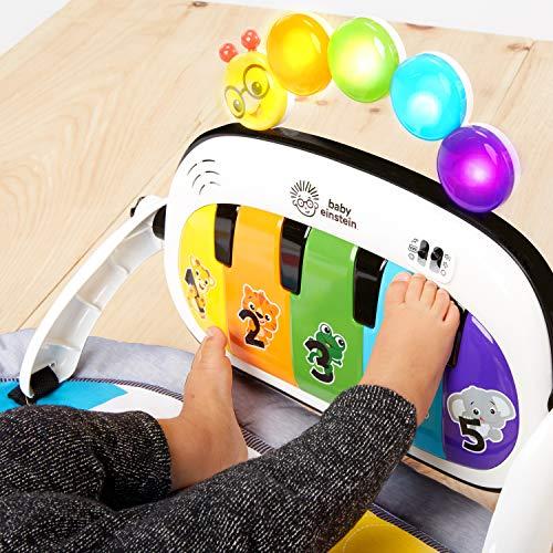 Baby Einstein 4-in-1 Kickin' Tunes Music Activity Gym Play Mat