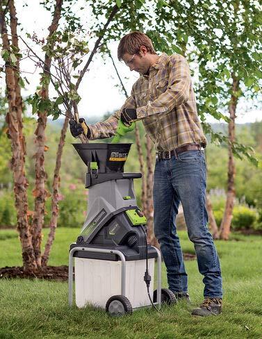 Gardener's Supply Company Earthwise Wood Chipper & Leaf Shredder