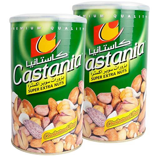Castania - Orientalische Premium Nussmischung im 2er Set á 450 g