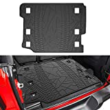 JoyTutus Cargo Mat Trunk Liner Compatible with Jeep Wrangler JL, All Weather Protection Cargo Mats...