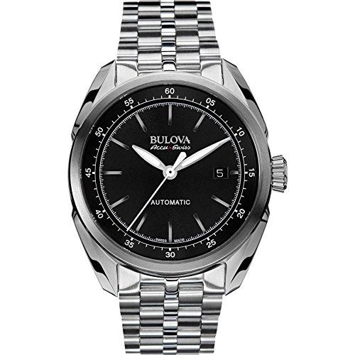 orologio solo tempo uomo Bulova Accu Swiss Tellaro casual cod. 63B193