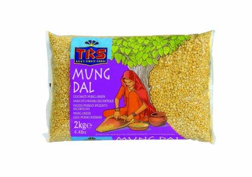 TRS - Geschälte Mung-Linsen 2kg