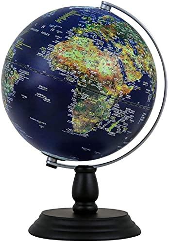 Globen für Kinder, 2-in-1-Weltkugeln Beleuchtete geografische...