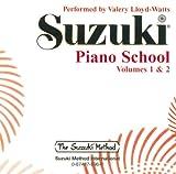 Suzuki Piano School, Vol 1 & 2