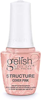 Hand & Nail Harmony Gelish Brush-on Structure Gel, Cover Pink, 0.5 Ounce
