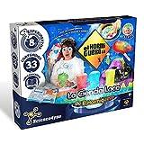 SCIENCE FOR YOU- Juego LA Ciencia Loca DE EL Hormiguero con 8 EXPERIMENTOS, Multicolor (80003081)