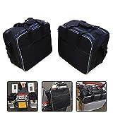 ISSYZONE Pannier Liner Taschen,Innentasche Variokoffer Gepäck Koffer Links und rechts Set...