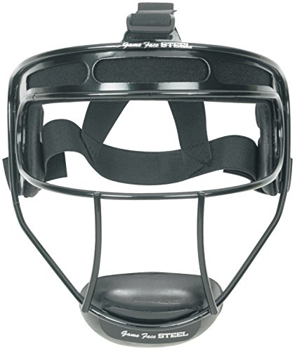 Markwort Game Face Steel Softball Safety Mask