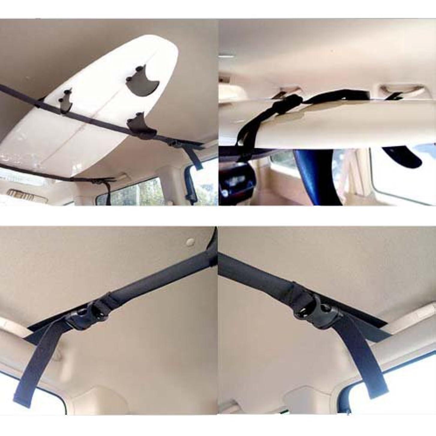 カメラセンサーあいまいFunktion サーフボードキャリア ラックベルト 車内用 Rack Belt FK-RACKBELT