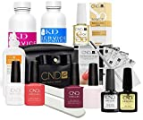 Kit Esmaltes Permanentes Shellac de CND