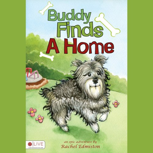 Buddy Finds a Home audiobook cover art