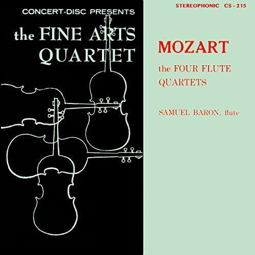 Fine Arts Quartet & Samuel Baron