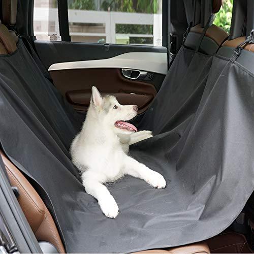 JONJUMP - Funda impermeable para asiento trasero de perro, para asiento de coche, protector de hamaca, accesorios de viaje, alfombrilla para maletero