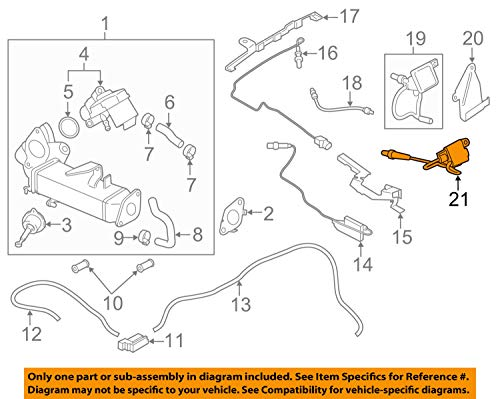 BMW 13-62-8-582-023 Sensor (for PM:113070), 1 Pack