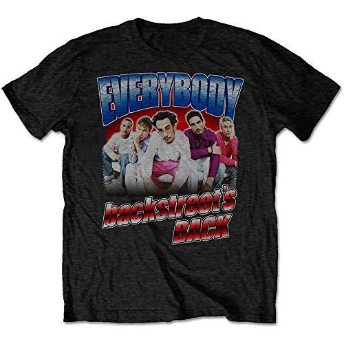 Backstreet Boys Everybody offiziell Männer T-Shirt Herren (Small)
