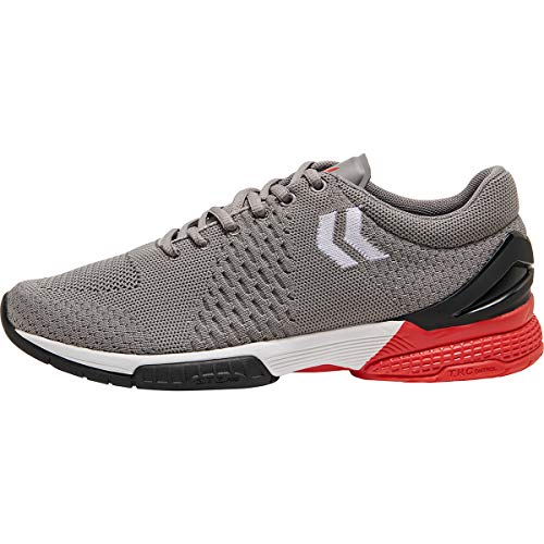hummel Herren Handballschuhe Aerocharge Engineered STZ Trophy 204670 Silver Filigree 43