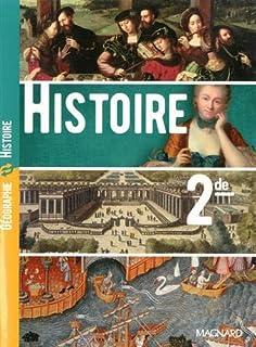 Histoire geographie 2e (Histoire/géo/éduc civ lycée)