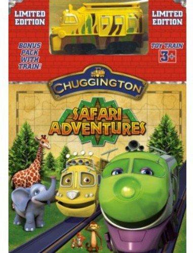 Chuggington: Safari Adventures With Train [Edizione: Stati Uniti]