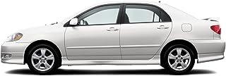 2006 Toyota Corolla XRS, 4-Door Sedan Manual Transmission (SE), Super White