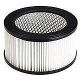 Filtre à particules fines HEPA pour aspirateurs de cendres lavable réutilisable grille de protection en métal