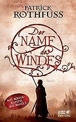 Buchcover von Der Name des Windes