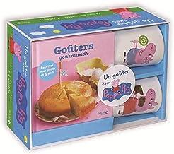 Coffret Peppa Pig: Le livre de recettes + 2 gobelets