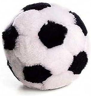 لعبة كرة قدم من القطيفة للكلاب